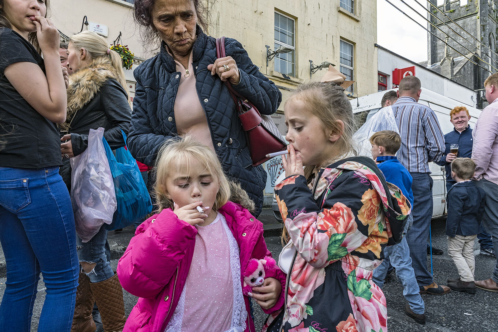Toy Cigarettes, Galway, Ireland 2019 (no. 2)