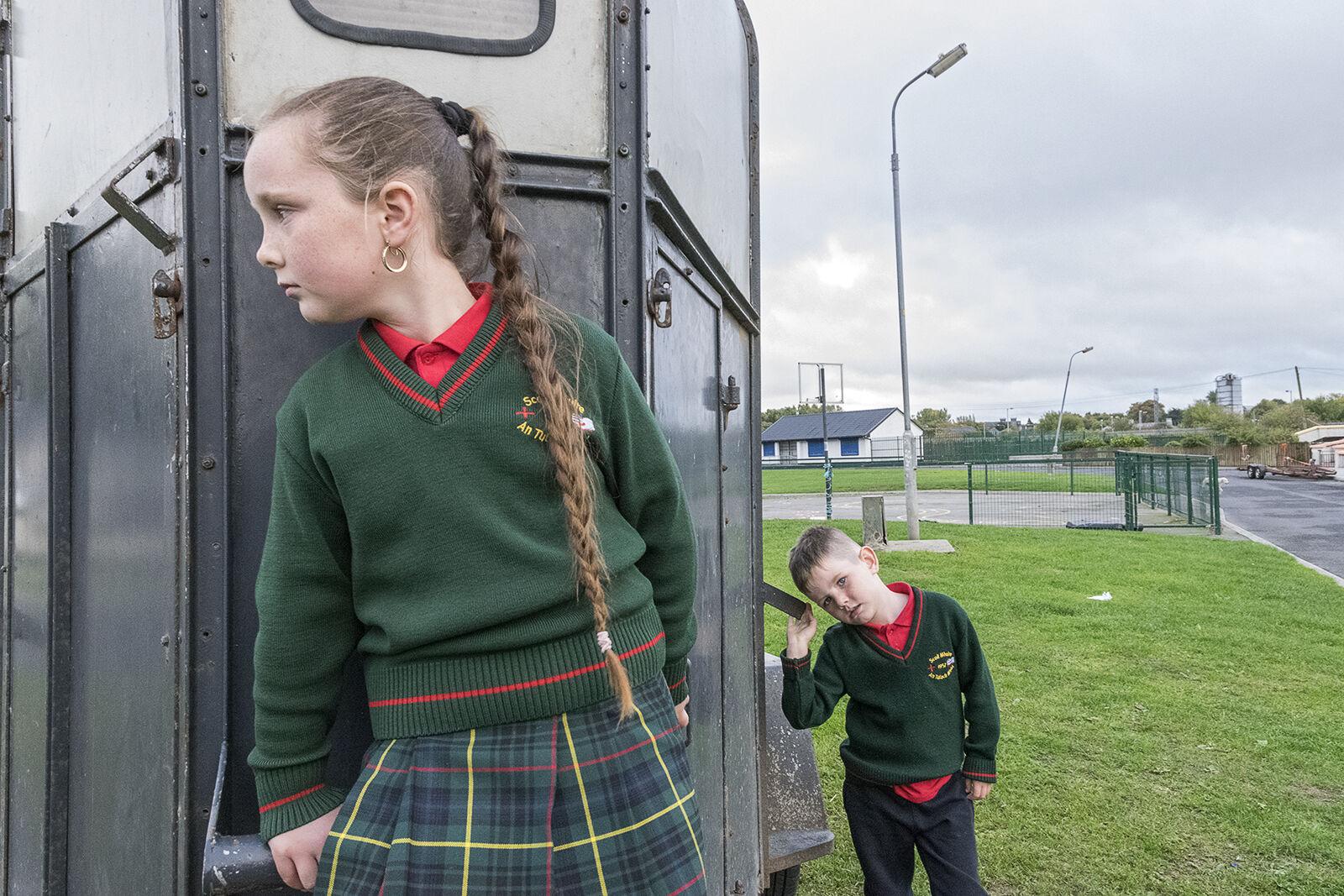 Ward Siblings, Offaly, Ireland 2018