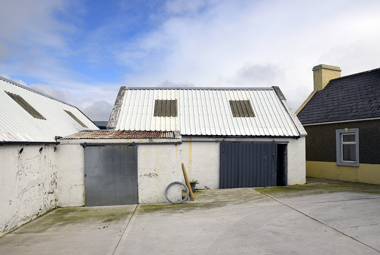 White Sheds, Co. Clare 2018
