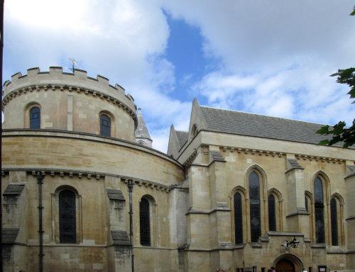 Temple Church in London
