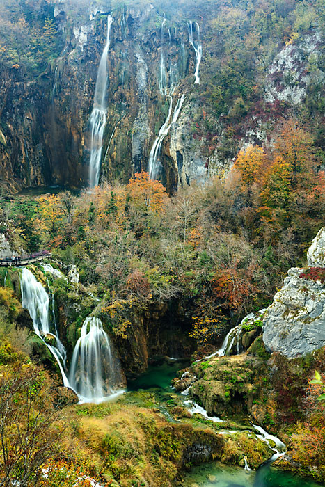 Plitvice Falls - Croatia