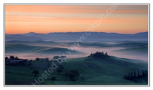 Belvedere Sunrise