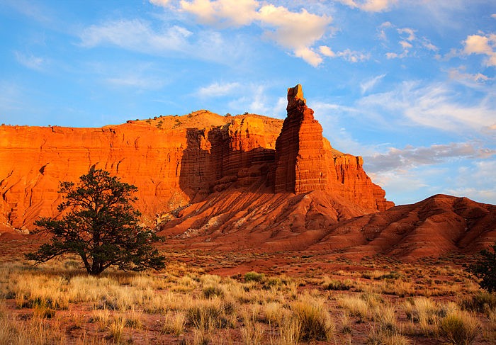 The Chimney - Capital Reef