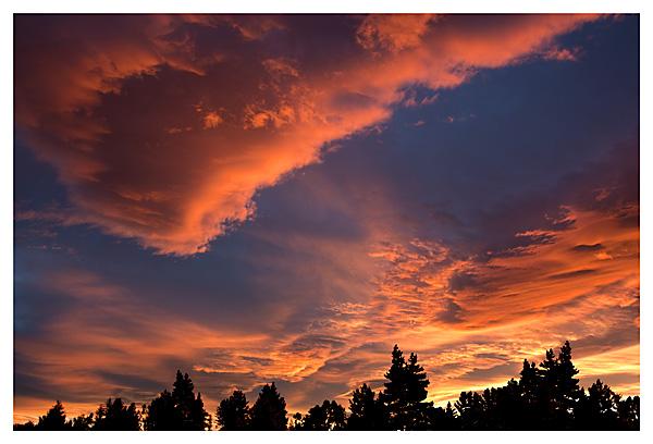 Tekapo  Sunset (1)