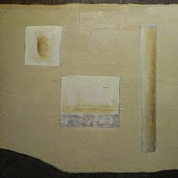 Lost Vessels 90 x 90 cm