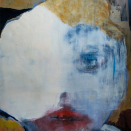 In Absentia 100 x 145 cm