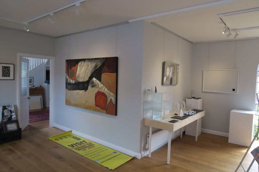 Abstraction and Materiality at Fen Ditton Gallery 2020