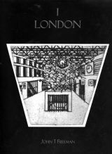 FRONT COVER OF 'I LONDON'