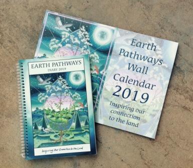 The 2019 Earth Pathways Calendar & Diary