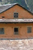 Nepalese House near Arughat, Manaslu