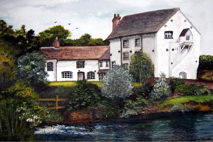 Bintree Mill, Norfolk - SOLD
