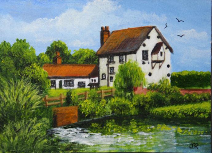 Bintree Mill, Norfolk **Sold*