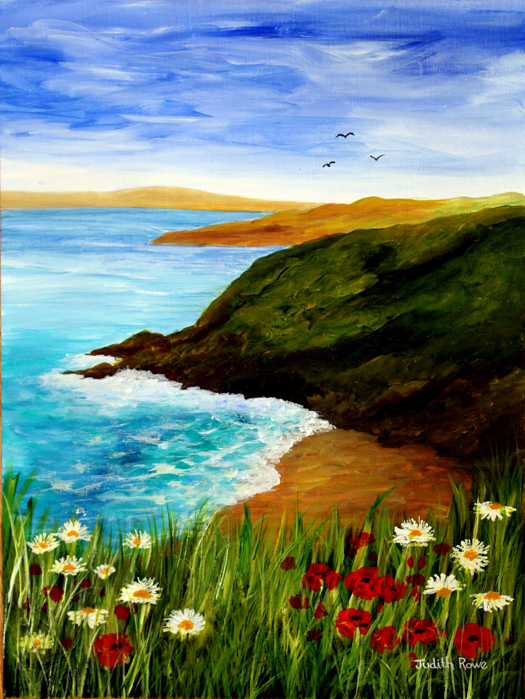 Cliff Top View - SOLD