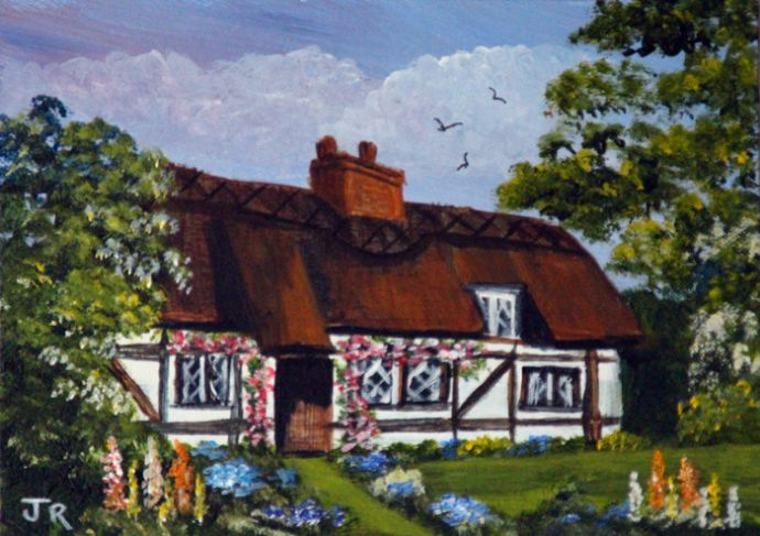 Cottage in the-Country **Sold**