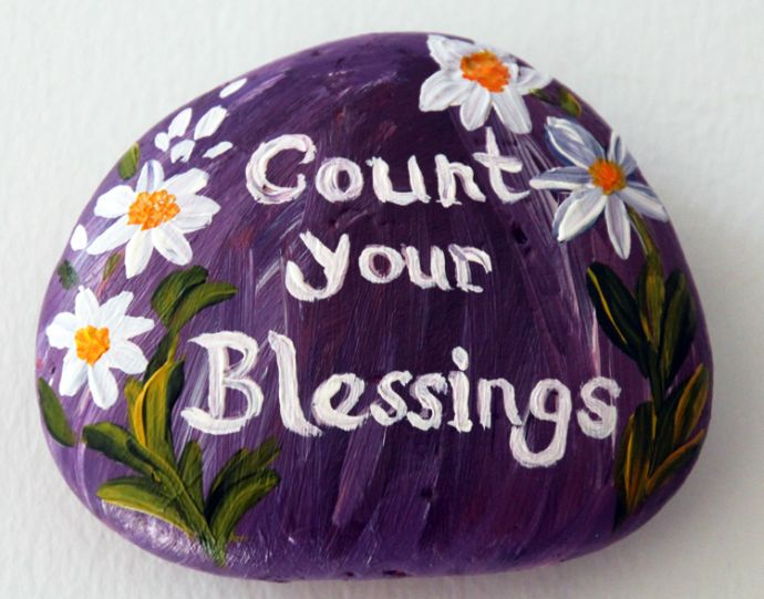 Count Your Blessings Sold