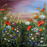 Countryside Meadow #1: £49.00 **SOLD**