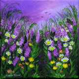 Countryside Meadow #4: **SOLD**