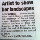 Bournemouth Echo Article