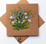 FORGET-ME-NOTS AND DAISIES #1