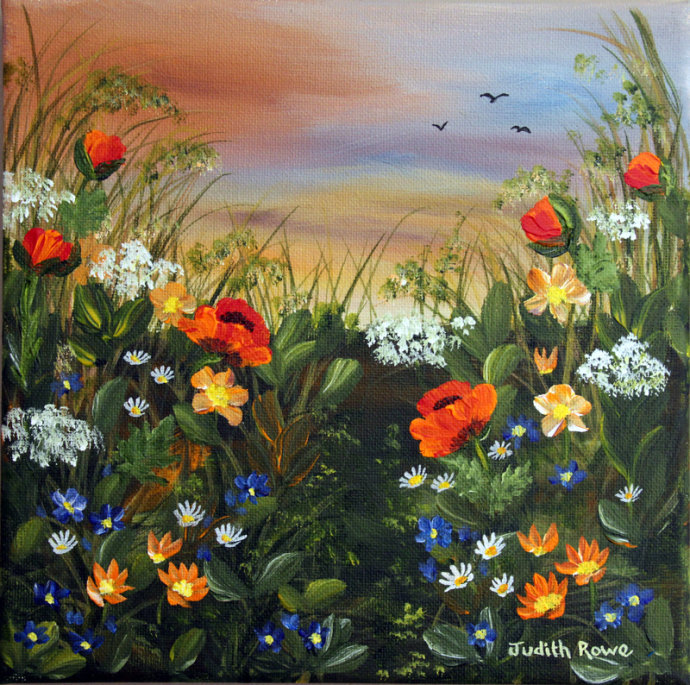 Countryside Meadow #2: *SOLD*