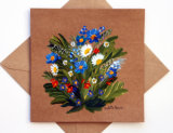 Wild Flowers Blue: £3.99