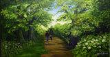 A Walk Through the Woods: £89.00