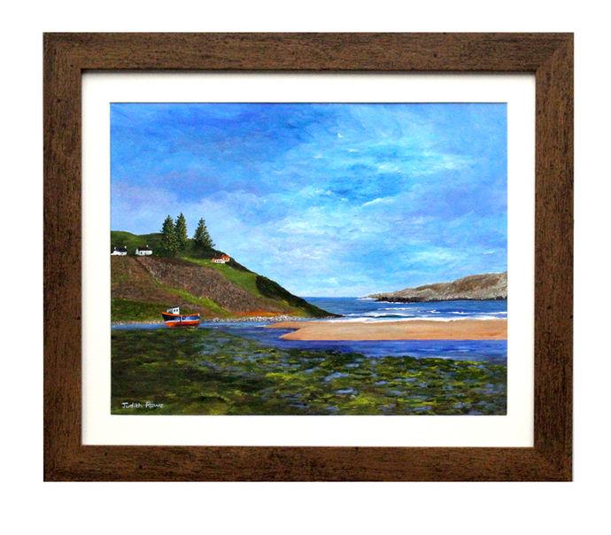 Commission - Seascape - Sold