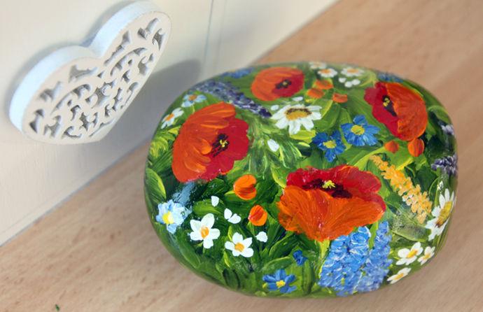 Poppy Garden #1 - Sold