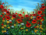 Poppy Field: **SOLD**