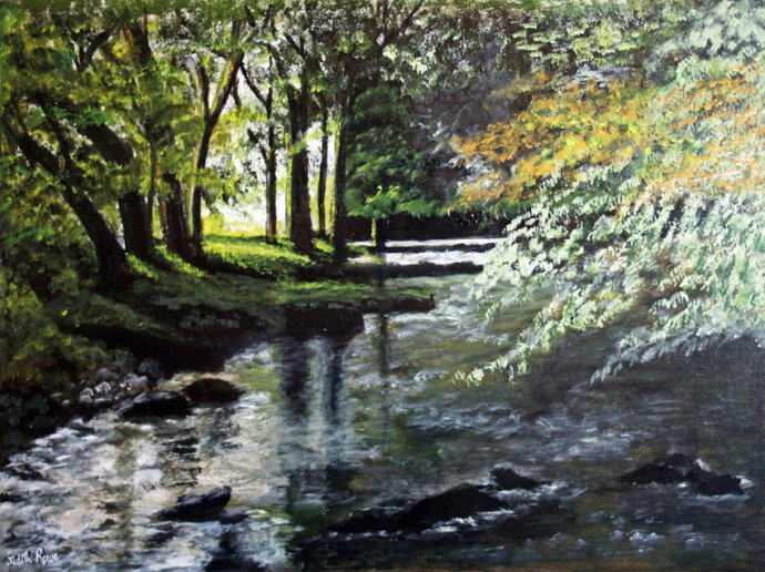 River Lyn, North Devon - SOLD