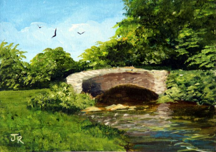 Robbers Bridge **Sold**