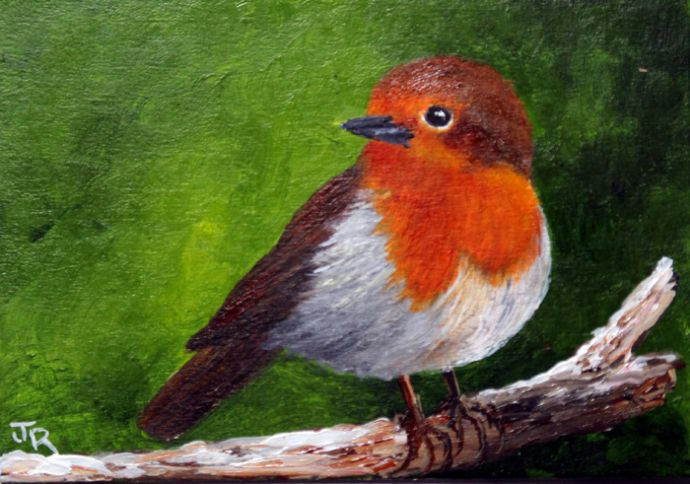 Robin **Sold**