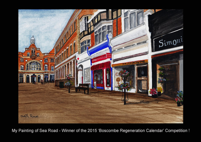 Sea Road, Boscombe - SOLD (COMMISSION)
