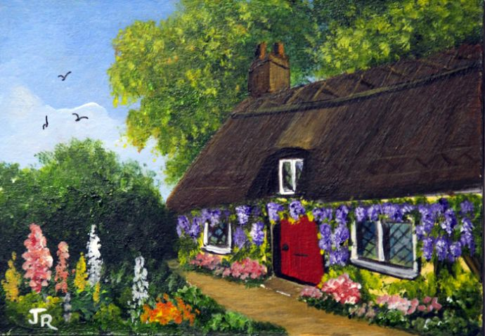 Thatched Cottage **Sold**