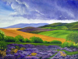 Thunder Clouds Over Exmoor: £89.00