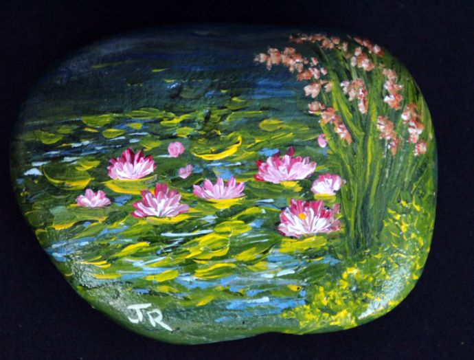 Water Lilies **Sold**