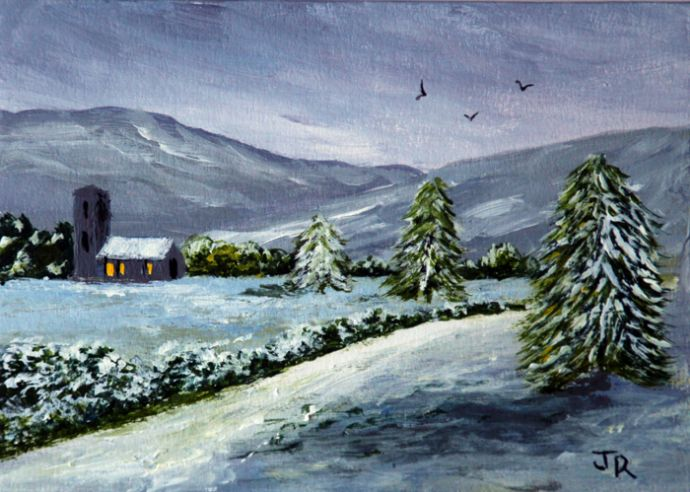 Winter Wonderland **Sold**