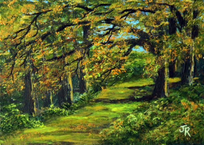 Woodland Walk **Sold**