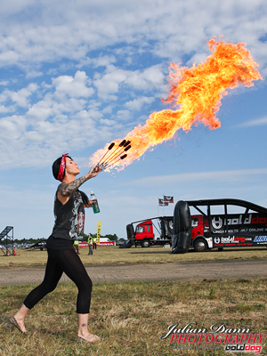 fire breather 2