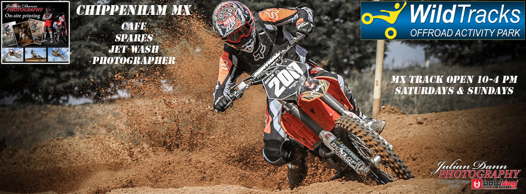 Motocross Photography at WildTracks