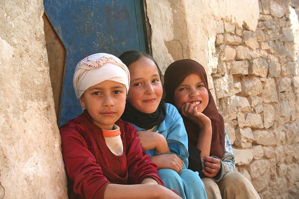 Moroccan eyes