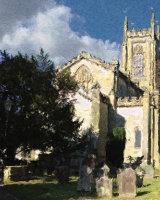 St Swithun's Churchyard