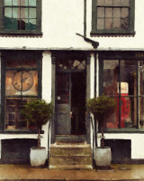 Rye Antique Shop