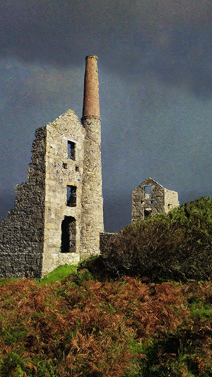 Carn Galver Tin Mine