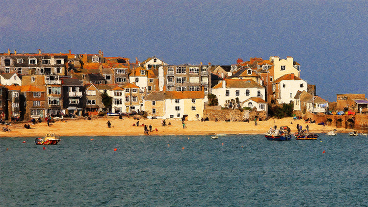 St Ives Light