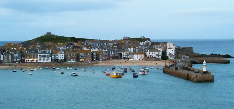 St Ives at Dusk
