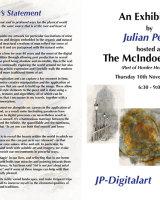McIndoe Exhibition Brochure 1