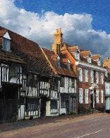 Medieval High Street