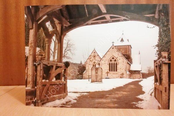 Seale Church greeting card