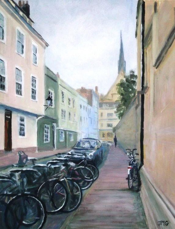 Ship Street Oxford